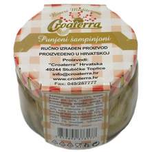 Šampinjoni punjeni sirom 230 g Croaterra