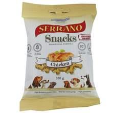 Serrano Poslastica za pse piletina bez glutena 100 g