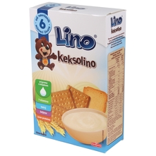Lino Keksolino Žitna kašica 200 g