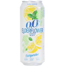 Edelmeister Elderflower Radler Bezalkoholno pivo lemon mint 0,5 l