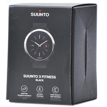 Suunto 3 Fitness Black Sat za trčanje