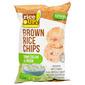 Rice Up! Čips od smeđe riže s okusom vrhnja i luka 60 g