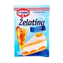 Dr. Oetker bijela želatina 10 g