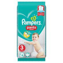 Pampers Pants Pelene-gaćice, veličina 3 (6-11 kg) 4/1