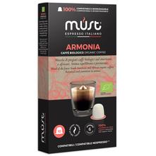 Must Armonia NS Organska kava 50 g (10 kapsula)
