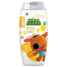 Biobaza Bebe Bears Šampon za kosu ananas vanilija 250 ml