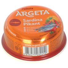 Argeta pašteta sardina pikant 95 g