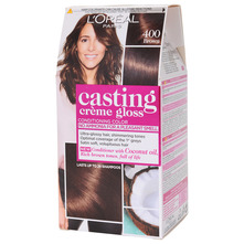 L'oreal Casting Creme Gloss 400 brown