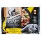 Sheba Craft Potpuna hrana za odrasle mačke više vrsta 4x85 g
