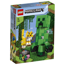 Lego BigFig Creeper™ i Ocelot