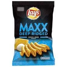 Lay`s Čips maxx sir i luk 130 g
