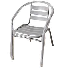 Stolica čelična 52x57x74 cm