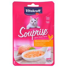 Vitakraft Souprise Hrana za mačke piletina 4x20 g