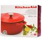 KitchenAid Posuda za kuhanje lijevano željezo 23 cm/3,8 l