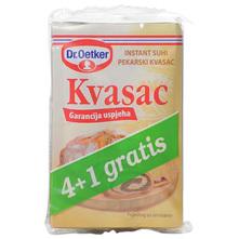 Dr.Oetker Kvasac suhi 5x7 g