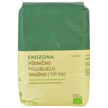 Ekozona Pšenično polubijelo brašno tip 850 1 kg