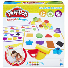 Play-Doh Shape&Learn igračka