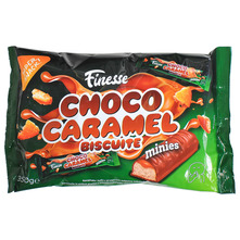Finesse Desert choco caramel biscuite 350 g