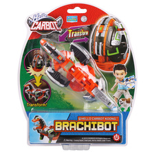 Hello Carbot Brachibot