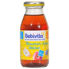 Bebivita Voćni nektar šljiva i jabuka 200 ml