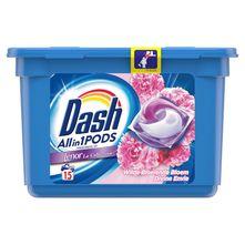 Dash Allin1 Deterdžent wilde bloeiende bloem 15 tableta