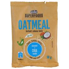 Encian Superfoods Instant zobena kaša kokos&chia sjemenke 50 g