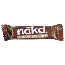 Nakd Bars Pločica energetska cocoa delight 35 g