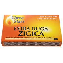 Three Stars Extra duge žigice