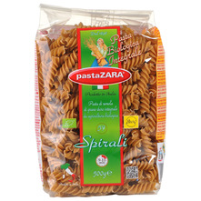 Pasta Zara Integralna Tjestenina spirali 500 g