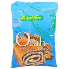 Šafram Orah nadjev za kolače sa dodatkom šećera 200 g