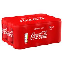 Coca Cola 12x150 ml