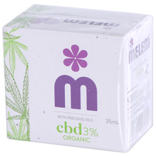 Melem Krema cbd 3% organic 35 ml