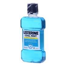 Listerine Cool Mint antiseptička vodica za ispiranje usta 250 ml