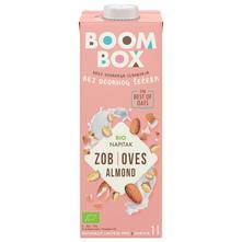 Boom Box Bio napitak od zobi s bademom 1 l