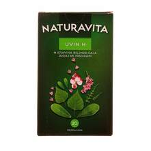 Naturavita Uvin H čaj 50 g