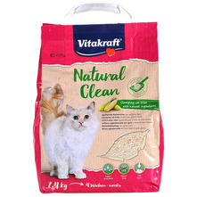 Vitakraft Natural Clean Pijesak za mačke 2,4 kg