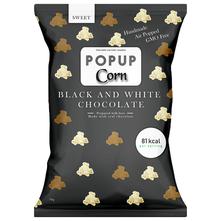 Popup Corn Kokice black & white chocolate 70 g