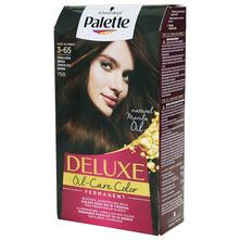 Palette Deluxe 3-65 čokoladna smeđa 750 boja za kosu