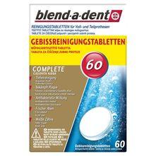 Blend-A-Dent Tablete za čišćenje zubne proteze 60/1