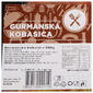 PIK Gurmanska kobasica 600 g