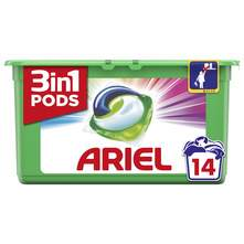 Ariel 3in1 Deterdžent color 14 tableta