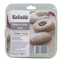 Kolačić Kalupi za kolače 4/1