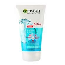 Garnier Pure 3u1 gel za čišćenje 150 ml