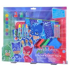 PJ Masks Colour&Craft Dječji školski set