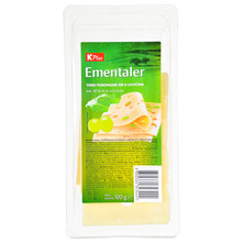 K Plus Ementaler tvrdi punomasni sir 100 g