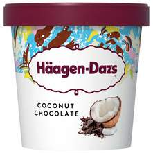 Haagen-Dazs Sladoled coconut chocolate 460 ml