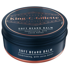King C. Gillette Balzam za bradu 100 ml