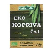Darvitalis Čaj kopriva eko 40 g