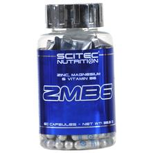 Scitec Nutrition ZMB6 Kapsule zinc, magnesium&vitamin B6 60/1