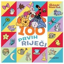 Disney Medvjedić Winnie Pooh 100 prvih riječi